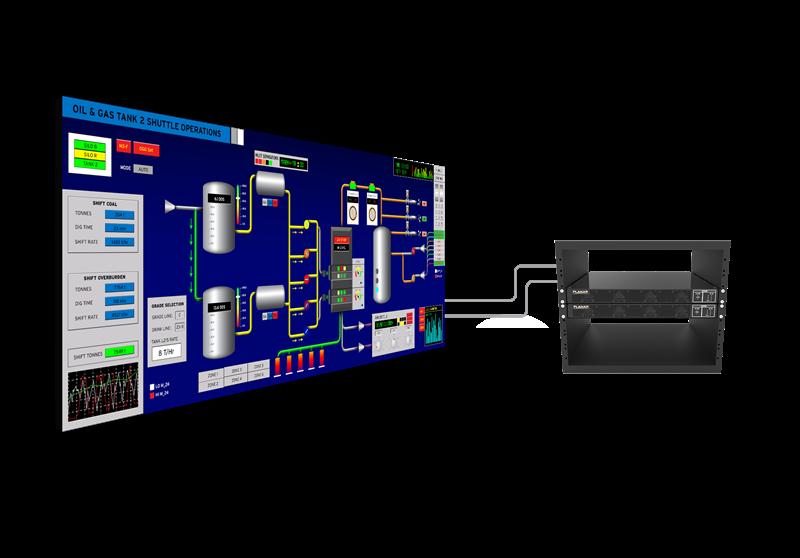 ЖК-дисплеи компании Planar для «бесшовных» видеостен: тонкие рамки – 6,3 мм, ширина шва – 12,6 мм