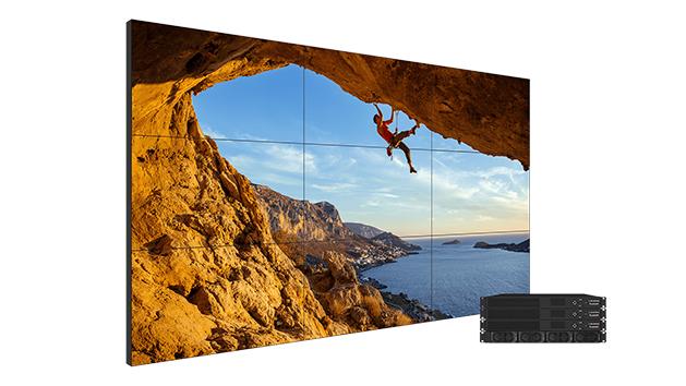 ЖК-видеостены Planar Matrix G3
