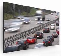 Ультратонкая видеостена Planar Matrix дисплеи с самой тонкой рамкой