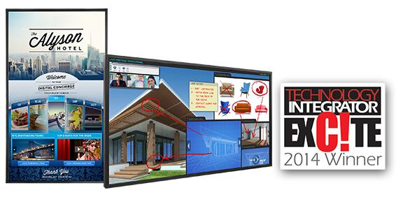 ЖК-дисплейPlanar EP с разрешением 4K получил приз АВ-журнала Technology Integrator magazine в 2014 году